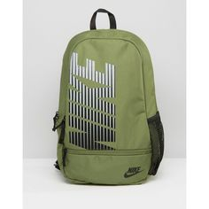 mint green nike backpack