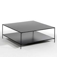 Table basse métal carrée Yram AM.PM | La Redoute Mobile