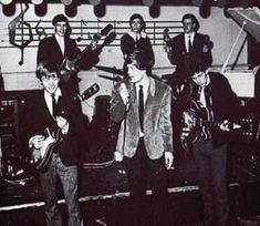 51 years ago, The Rolling Stones played their first show at London's Marquee Club. 1962. #Stones #Music