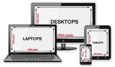Growth of responsive web designing use in websites - Matrix Bricks Infotech  #Responsivewebdesigning is mainly the job of making the website to be responsive to all platforms, be it mobile #phones, #tablets, or #laptops, and ensure that people can get the maximum output from the website.