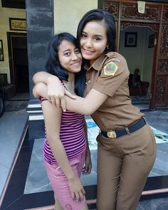 Army Police, Military Girl, Girl Group, Pilot, Khaki Pants, Asian, Photos, Beauty, Instagram