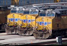 RailPictures.Net Photo: UP 5544 Union Pacific GE ES44AC at Kansas City, Kansas by Nick Smith