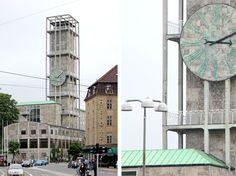 Amalie loves Denmark Städtereise #Aarhus Rathaus Arne Jacobsen #townhall #denmark