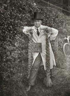 August Sander. Candy Seller. 1930