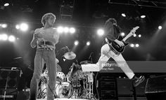 The Who - Roger Daltrey And Pete Townshend - 1980S, The Who - Roger Daltrey And Pete Townshend - 1980S