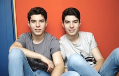gemeliers  Daniel y Jesus Oviedo