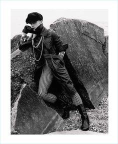 Lennon Gallagher Stars in Le Magazine du Monde Cover Shoot - The Fashionisto