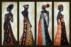 mujeres africanas, african quilts, art quilt, quilt block, afrika