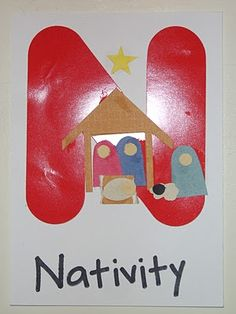 N is for Nativity