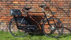 Pashley Roadstar Sovereign bike with brooks genuine B33 seat
