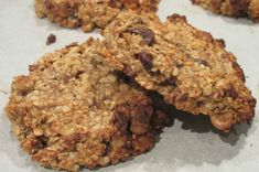 Oatmeal and date banana cookies # simple # easy # Salads # Snacks Easy Salads, Easy Meals, Date Cookies, Snacks, Bon Appetit, Granola, Coco, Cookie Recipes, Good Food