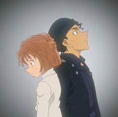 OMG this is all I ever wanted.😭😭😭😭😭😭😭 I love them sooooo much Haibara Ai (Shiho Miyano) and Akai Shuichi❤️️❤️️❤️️ want them to be a couple so soo sooo soooo baddddd😭😭😭❤️️❤️️❤️️❤️️❤️️❤️️ Please Aoyama-sensei... Onegai...😭😭😭❤️️❤️️❤️️😭😭😭❤️️❤️️❤️️