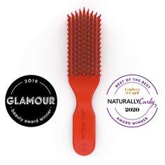 Felicia Leatherwood Detangler Brush (Red) Natural Curls, Natural Hair Care, Natural Hair Styles, Detangling Brush, Hair Shedding, Hair Pulling, Ethnic Hairstyles, Beauty Awards, Hair