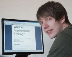What is Psychometric Testing?