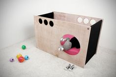 QOQO: Modern crib that adapts to child's growth //