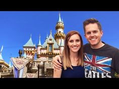 THE HAPPIEST PLACE ON EARTH!! - YouTube