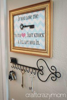 Key To My Heart | Printable - Craft Crazy Mom