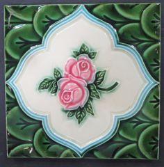 Fantastic 1 Inch Hexagon Floor Tiles Tiny 12X12 Floor Tiles Square 12X24 Ceramic Tile Patterns 2 X 12 Ceramic Tile Youthful 2X6 Subway Tile Purple3D Ceiling Tiles Antique Ceramic Glazed Decor Tile Victorian Art Nouveau Floral Multi ..