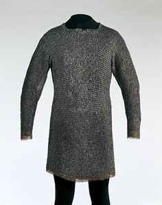Mail shirt, 15th century, Western Europe, The Metropolitan Museum of Art