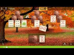 Fall Harvest Tripeaks Ii Clear 9 Twos In 3 Deals
