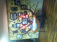 Family tree wall