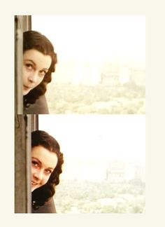 Vivien Leigh...this is adorable!