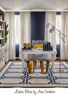 Good Life of Design: Designer Tricks of The Trade Some good advice on choosing paint colors