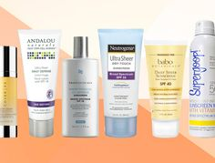 Summer just isn't complete without sunscreen, but a lot of formulas leave a chalky residue -- especially on brown skin.Thankfully these formulas blend like a dream!