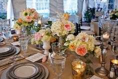 See the rest of this beautiful gallery: http://www.stylemepretty.com/gallery/picture/539086/