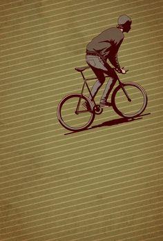 Fixie bicycle Adams Carvalho
