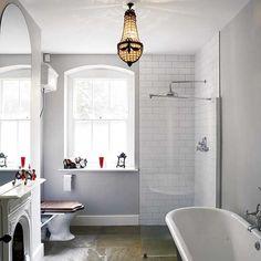 Eclectic Bad Wohnideen Badezimmer Living Ideas Bathroom