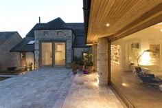 MHWorkshop Architects :: Vale Farm Contemporary Barn Conversion :: Cotswolds :: Gloucestershire