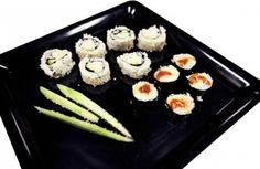 Homemade Sushi Recipe - American Spice Blog