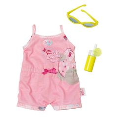 Kleidung & Accessoires Zapf  Baby born 823767 Play&Fun Deluxe Camping Outfit Spielzeug #brandtoys
