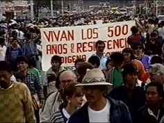 Rigoberta Menchú: Indigenous Rights in Guatemala (Documentary, 1992, VHS)-great to supplement a human right unit or Patricia Va a California.
