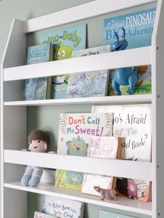 Add a charming display to your little one's bedroom with the Hakan Display Unit. In a chic grey or bright white shade, the Hakan offers a handy space to display your children's favourite things! Childrens Bedroom Furniture, Kids Bedroom, Extra Storage Space, Storage Spaces, 4 Shelf Bookcase, Shelves, Shelving Solutions, Bedroom Storage, Shelving