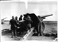 Romanian Heavy Artillery Armed Forces, World War Two, Troops, Wwii, Guns, Military, German, Pictures, Romania