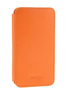 Amazon.com: Barga Cases Genuine Leather Wallet Case for Iphone 5 / 5S , Vegetal - Chery: Cell Phones & Accessories