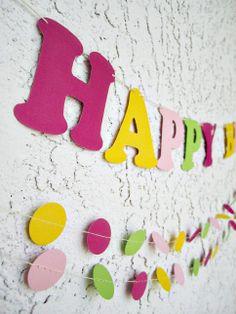Happy Birthday Banner!