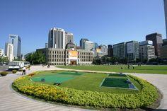 Plaza Seúl - Corea del Sur hay que ir