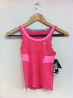 Nike power Tank Pink R229   (XS,S,M)