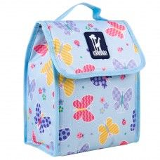 Kids Lunch Box & Bags: Olive Kids Butterfly Garden Munch 'n Lunch Bag
