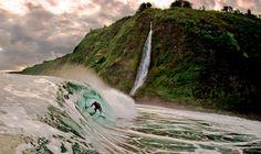 Jeff Farsai-Surfing