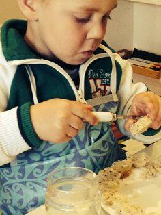 #spreading #montessori #toddlereducatonservices  http://toddlereducationservices.com.au/shop/