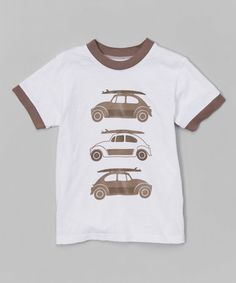 This casual basic provides lightweight comfort thanks to a machine-washable all-cotton design. Toddler Boys, Infant Toddler, Great Deals, Surfing, Tees, Casual, Mens Tops, Women, Little Boys