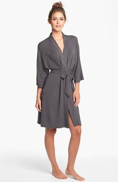 DKNY+'7+Easy+Pieces'+Robe+available+at+#Nordstrom