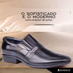 Sofisticado é ser nobre. Moderno é ser sofisticado. #Mens #Fashion #Look #Style #Classic #Modern #Sandalo  https://sandalolojavirtual.com.br/