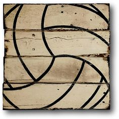 Volleyball Wall Art Volleyball Gift Rustic Vintage Volleyball Sign ($40) ❤ liked on Polyvore featuring home, home decor, wall art, grey, home & living, home décor, wall décor, wall hangings, sports signs and gray home decor