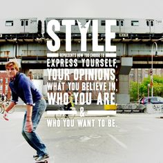 Find inspiration to Live Your Life!  #liveyourlife  #Americaneagle #Style #Fashion Check out www.ae.com/blog/ to get inspired