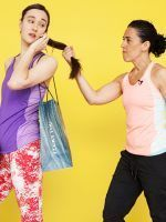 Self-defense fitness….Self-Defense Moves Every Woman Should Know #refinery29 #selfdefenselessons